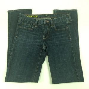 J.Crew Jeans Size 26s Short Matchstick Straight